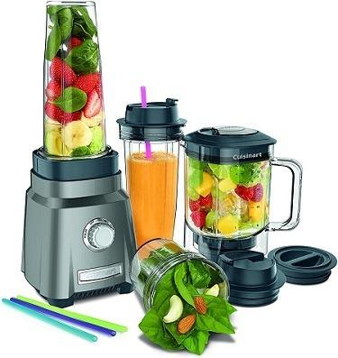 Cuisinart Hurricane Compact Juicer Blender