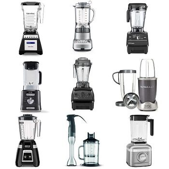 Finding the Best Blender