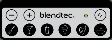 blendtec 750 panel