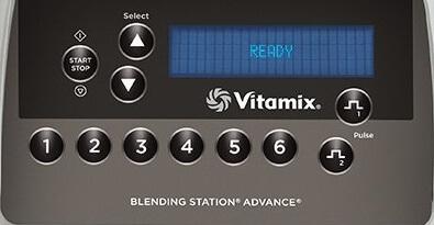 Blending Station Advance Control Panel