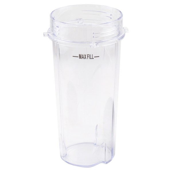 Nutri Ninja 16 oz Cup BL660 BL660W BL740 Replacement Model 303KKU for BL660 BL663 BL663CO BL665Q BL740 BL780 BL810 BL820 BL830