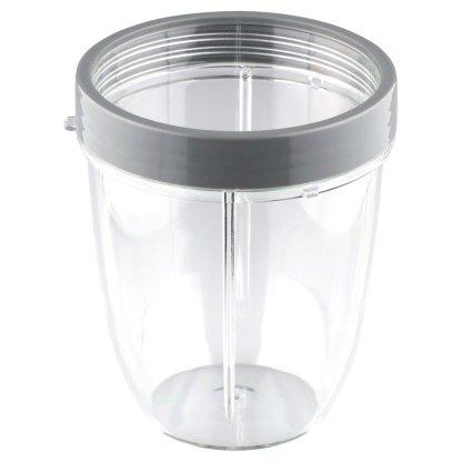 18 oz Short Cup Includes Lip Ring For NutriBullet NB-101