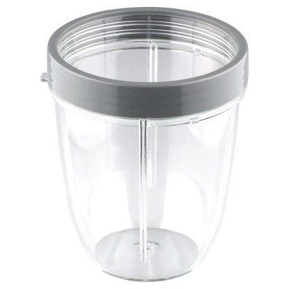 18 oz Short Cup Includes Lip Ring For NutriBullet NB-101