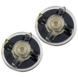 2 Pack Base Gear Replacement Part for Magic Bullet MB1001 250W Blenders