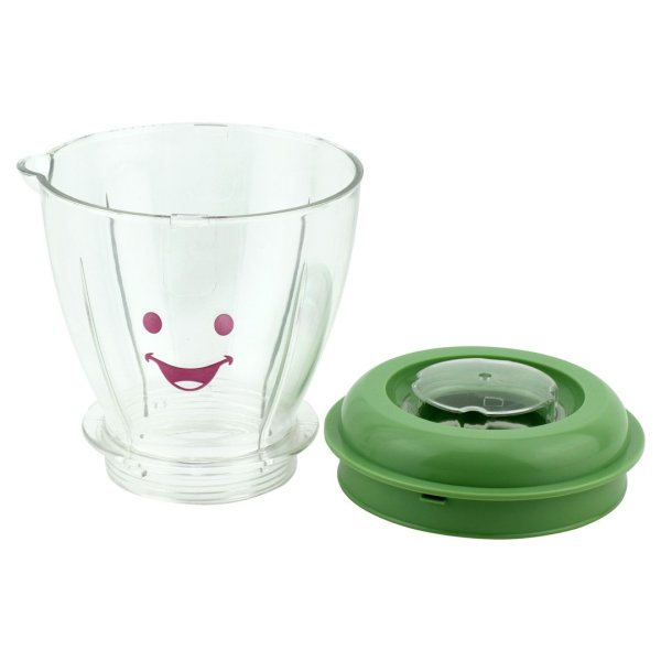 Batch Bowl Includes Lid Replacement Part Compatible with Baby Bullet Blenders