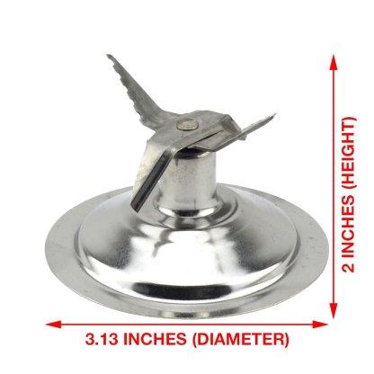 Braun Blender Cutter Blade Model 4184 4184 625 4184625
