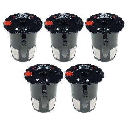 Keurig 2.0 My K-Cup Reusable Coffee Filters 5 Pack