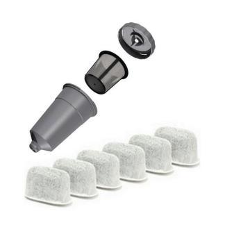 Keurig K-Cup Coffee Filter Set + 6 Water Filter Cartridges