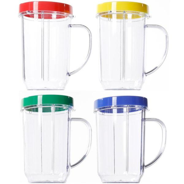 Party Cup Mug Combo Replacement Part Compatible with Magic Bullet 250W MB1001