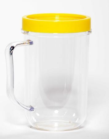 Magic Bullet Party Cup Mug Yellow