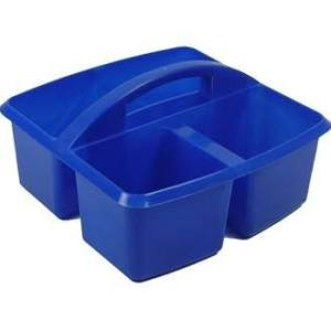 BlenderPartsUSA Small Utility Caddy Blue