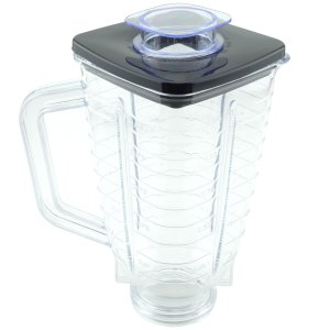 5-Cup Plastic Blender Jar with Lid for Oster Blenders Replacement Part # 089