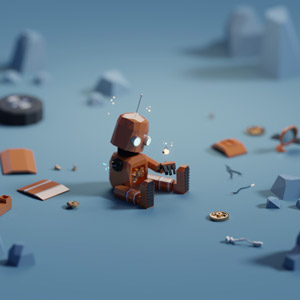 Daily Inspiration – The Art of Mohamed Chahin