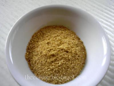 Rasam Powder ~ Andhra Style