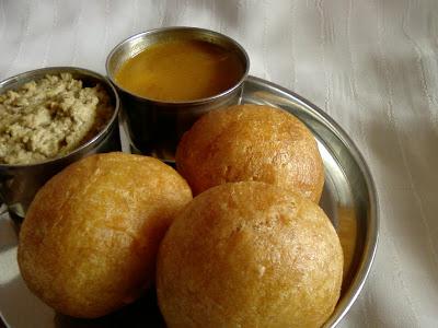 Mysore Bonda ~ The Perfect Breakfast