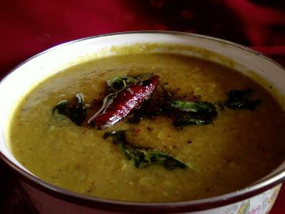 Aratikaya Pindi Miriyam ( Plantain – Pepper Stew )