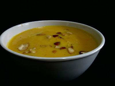 Carrot Payasam ~ Carrot Kheer