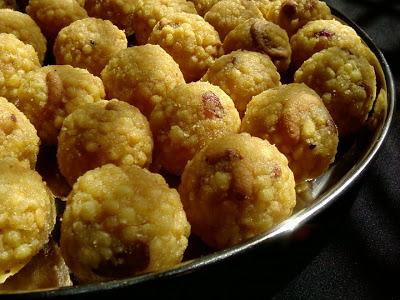 Boondi Laddu Recipe