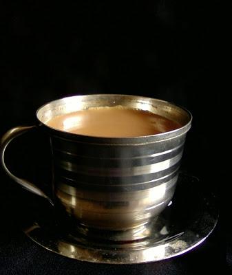 Sonti Tea ~ Tea with Dried Ginger Powder