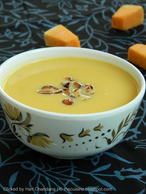 Gummadikaya Payasam ~ Pumpkin Kheer Recipe