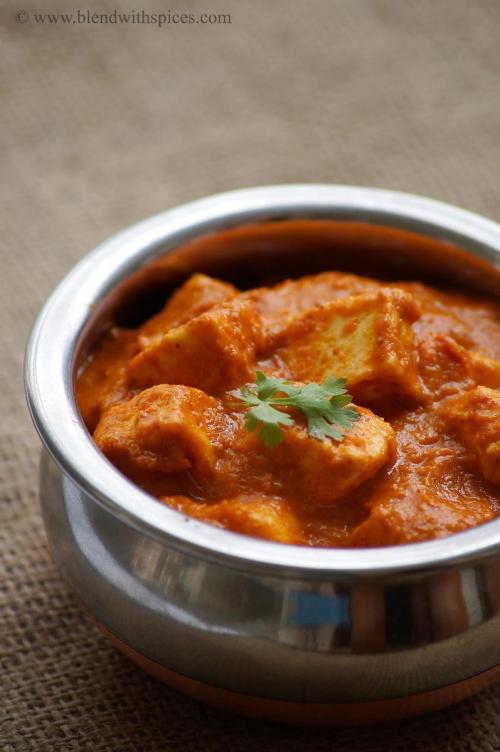how to prepare shahi paneer, paneer recipes, north indian shahi paneer