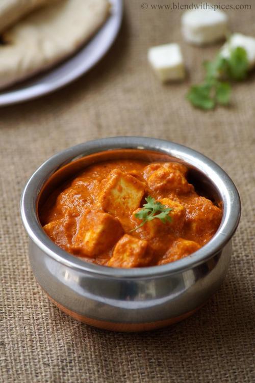 recipe for shahi paneer, how to prepare shahi paneer, how to cook shahi paneer at home
