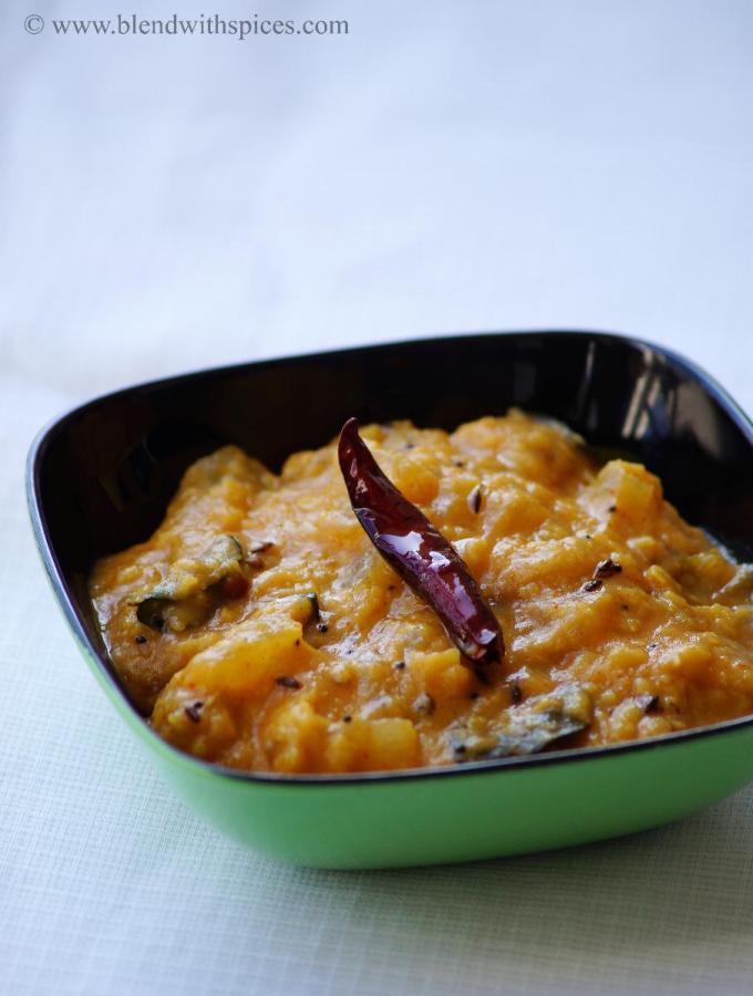 Boodida Gummadikaya Pappu Recipe ~ Ash Gourd Dal Recipe