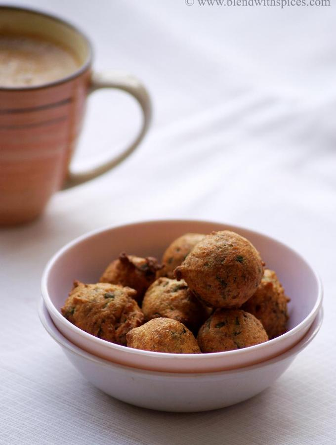 Methi Na Gota Recipe – Gujarati Style Methi Pakoda – Step by Step Pictures – Gujarati Recipes