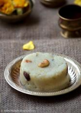 banana sheera recipe, how to make banana sheera, banana rava kesari recipe