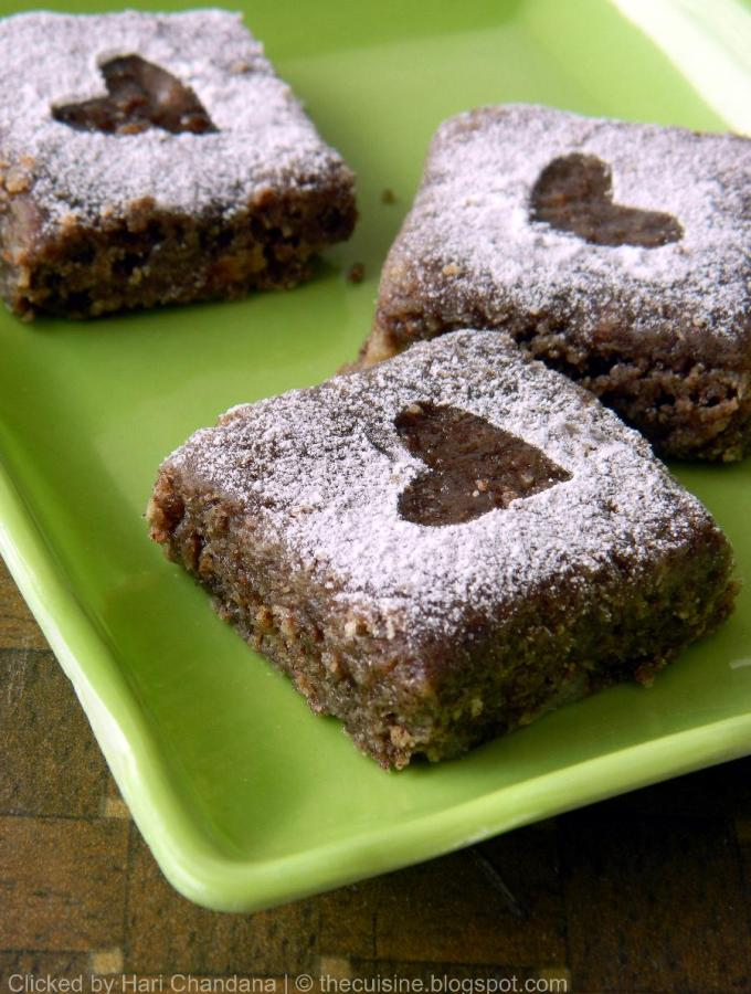 Kobbari Ragi Burfi Recipe ~ Fresh Coconut and Finger Millet Flour Burfi
