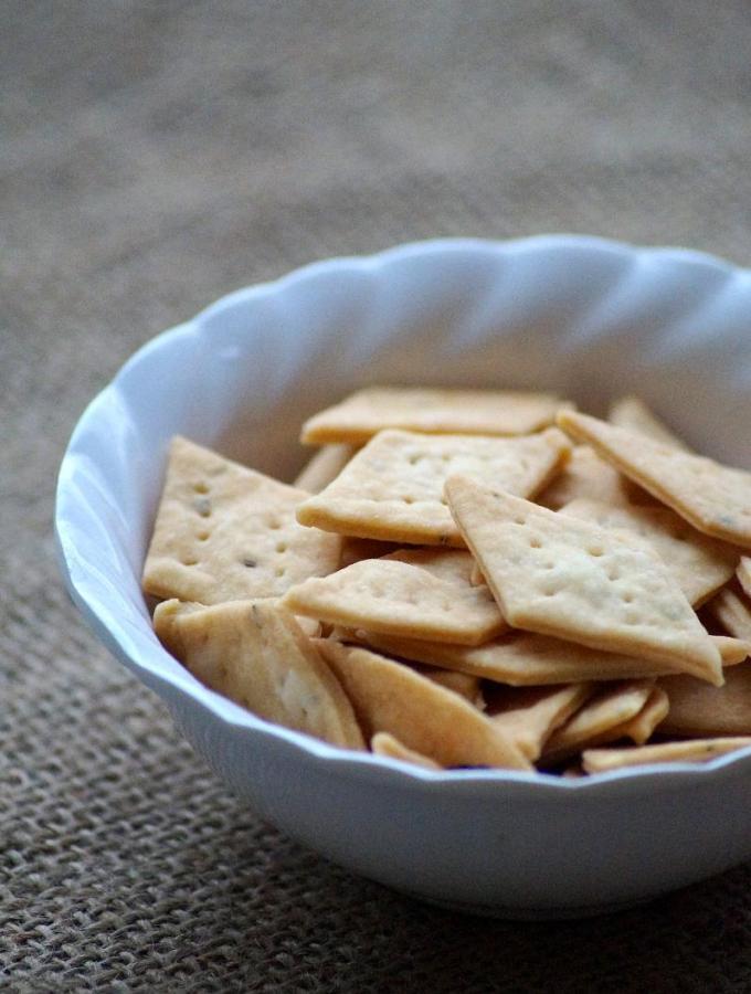 Baked Namak Paare Recipe – Easy Diwali Snacks Recipes