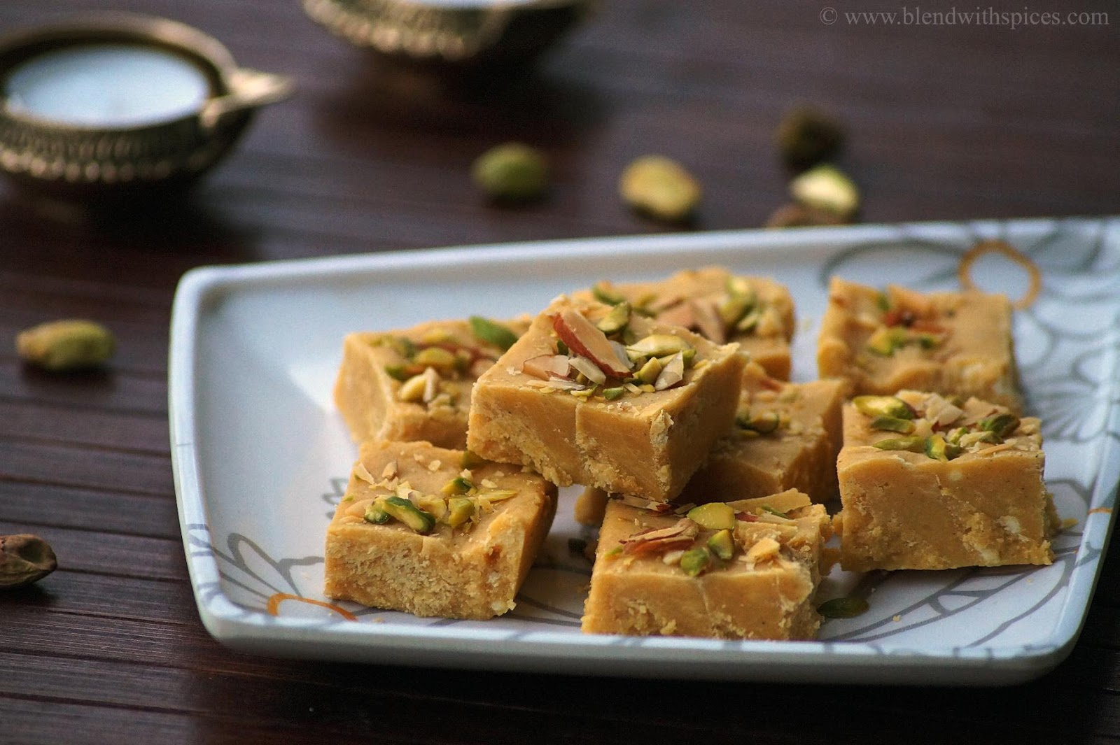 Easy besan sweet recipes