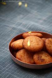 rava appalu, how to make rava appalu
