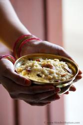 bellam pongali recipe, pongal special recipes, sweet pongal recipe