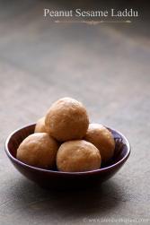peanut nuvvula laddu recipe, lohri special recipes