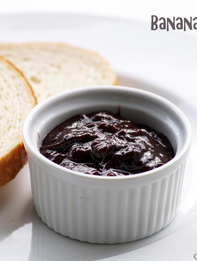 Banana Chocolate Jam Recipe – How to Make Chocolate Banana Spread Recipe