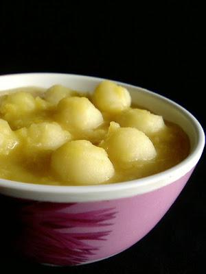 Pappulo Undrallu ~ Ganesh Chaturthi Prasadam Recipes