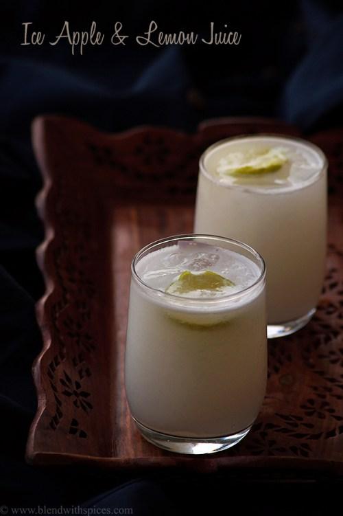 nungu juice recipe, how to make ice apple juice, nungu recipes