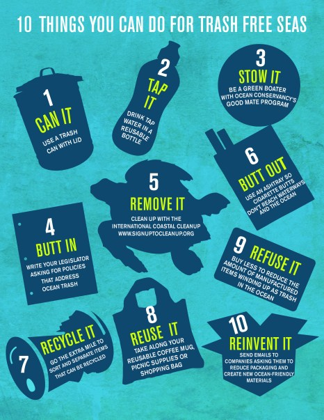 10-things-you-can-do Photo Credit: Ocean Conservancy http://www.oceanconservancy.org/our-work/international-coastal-cleanup/10-things-you-can-do.html