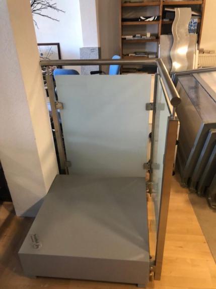 Aménagement métallique intérieur