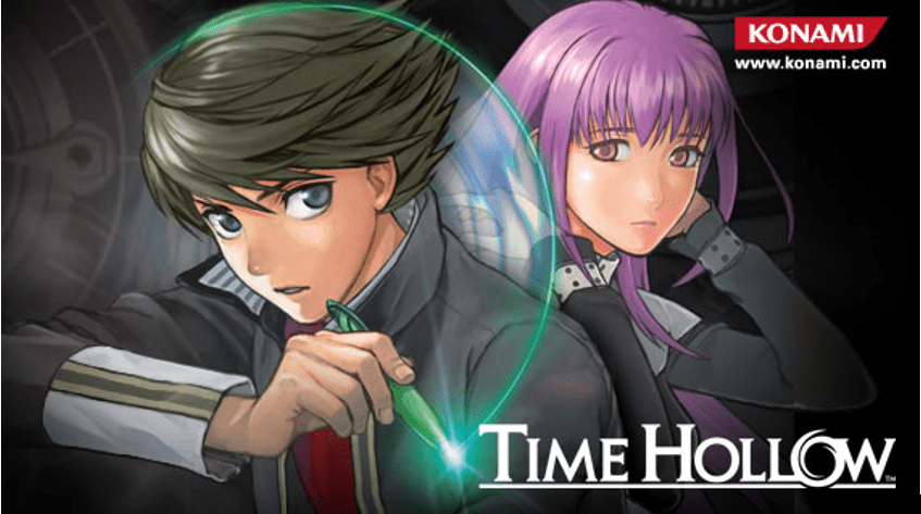 time hollow banner