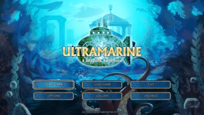 Ultramarine Title