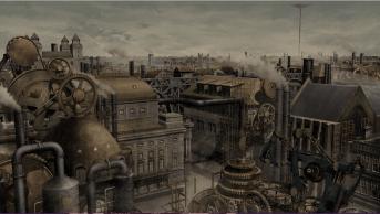 Steam Prison Depths