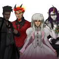 In Blood Demo Review Characters