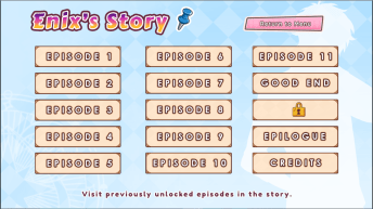 Love Spell Blerdy Otome Review Story Navigation
