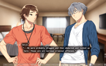 Room No 9 Blerdy Otome Review
