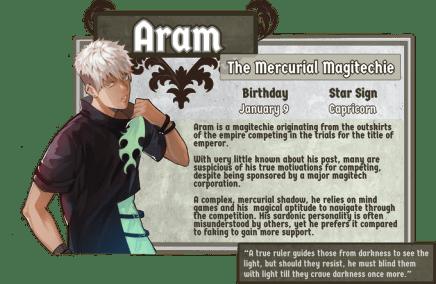Somnium Eleven Aram