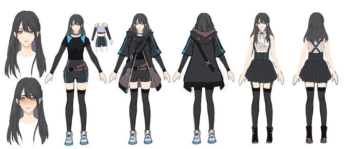 Somnium Eleven MC Concept Art