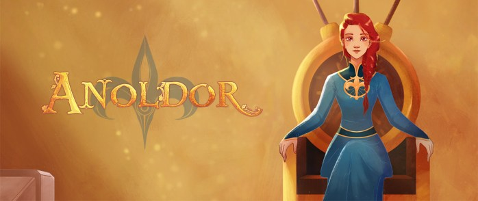 Anoldor Visual Novel