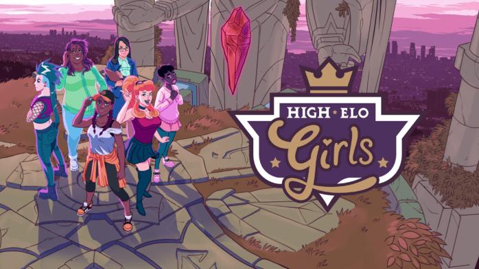 High Elo Girls Blerdy Otome